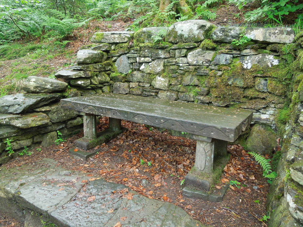 King's Table/Pacus Seat
